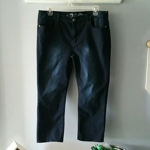NWOT Wax jeans dark wash 3X
